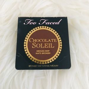 2 for $15💕 Too Faced Chocolate Soleil Bronzer